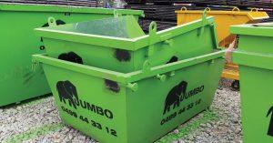 New skip bins for hire in Brisbane Northside